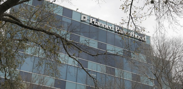 A Houston grand jury investigating undercover footage at this Houston Planned Parenthood clinic found no wrongdoing by the clinic and instead indicted anti-abortion activists involved in making misleading videos about the handling of fetal tissue.
