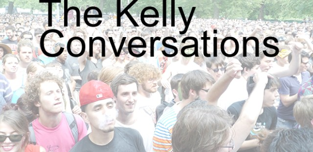 The Kelly Conversations: Mark Anthony Neal, professor of black popular culture