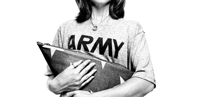 Jessica Gray was widowed at age 26 when her husband, Staff Sgt. Yance Gray, was killed in Baghdad in 2007 while serving with the 82nd Airborne Division. He was also survived by a 5-month-old daughter, Ava Madison Gray. North Carolina, 2008.