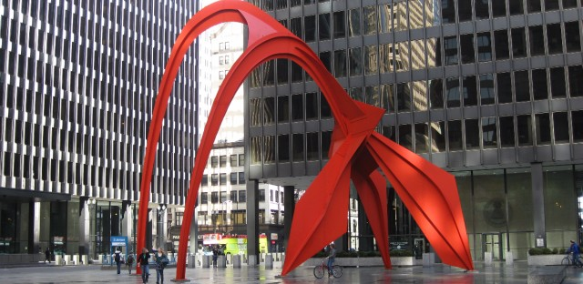 The 3 Most Endangered Public Art Installations In Chicago | WBEZ