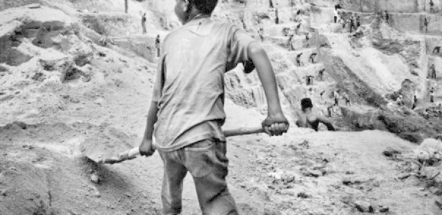Greek debt crisis and the human cost of conflict minerals