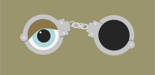 One Eye Policy Illustration