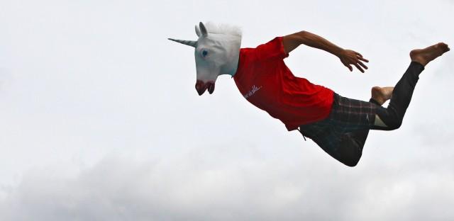 Planet Money : #943: Unicorn Cowboy Image