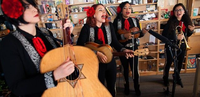 Alt.Latino : Tiny Desk, Huge Enthusiasm: Latin Music On Our Small Stage Image