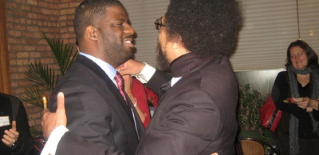 Cornel West stumps for Rhymefest: Will it resonate with 20th ward voters?