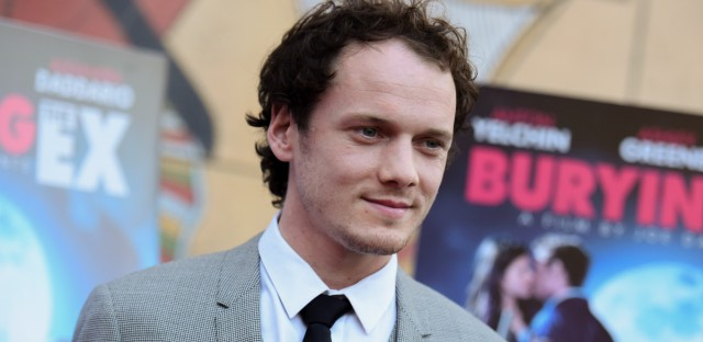 "In this June 11, 2015, file photo, Anton Yelchin arrives at a special screening of ""Burying the Ex"" held at Grauman's Egyptian Theatre in Los Angeles. Yelchin, a charismatic and rising actor best known for playing Chekov in the new ""Star Trek"" films, has died at the age of 27. He was killed in a fatal traffic collision early Sunday morning, June 19, 2016, his publicist confirmed."