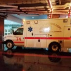Chicago's Fire Department has only half as many ambulances as it has fire vehicles, but it gets 20 times more medical calls than fire calls these days.