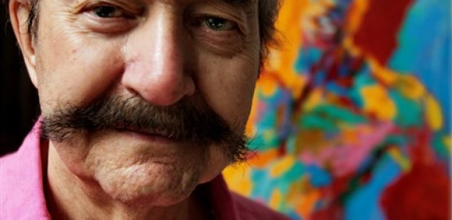 Painter LeRoy Neiman dies at 91
