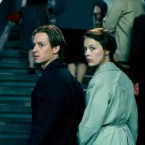 "Tom Schilling and Paula Beer in Florian Henckel von Donnersmarck's ""Never Look Away."""