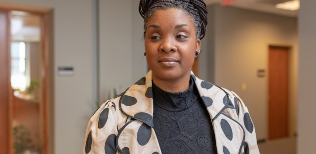 Dr. Rasheeta Chandler is a researcher at Emory University, who specializes in women's sexual and reproductive health. In a small recent study, Chandler learned that 67 percent of college-age black women had never heard of the HIV prevention drug PrEP.