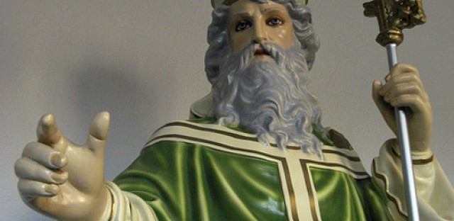Who was St. Patrick?