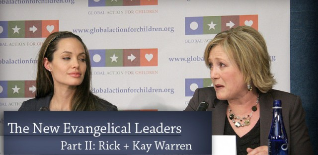 On Being : Rick and Kay Warren — The New Evangelical Leaders, Part II Image