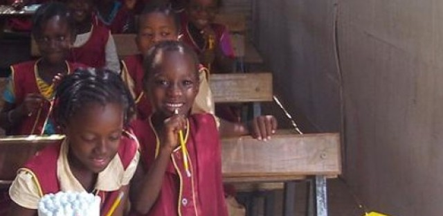 Global Activism: The Women's Global Education Project