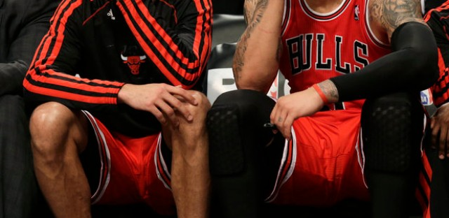 Bulls look to bounce back in Game 2 tonight