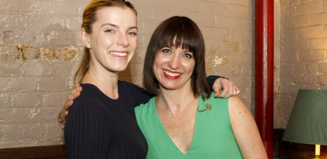 Ask Me Another : Betty Gilpin: GLOW-ing Faces Image