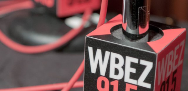 Behind-the-scenes at WBEZ's live election night event
