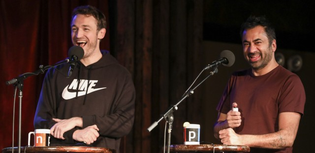 Ask Me Another : Kal Penn And Dan Soder: The Tournament Of Champions Image