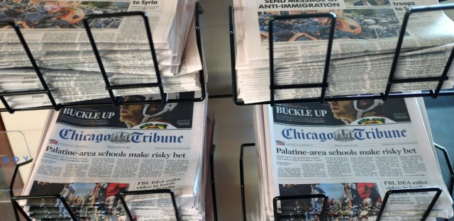 Is Tribune Publishing Going To Pick The Chicago Tribune To The Bone?