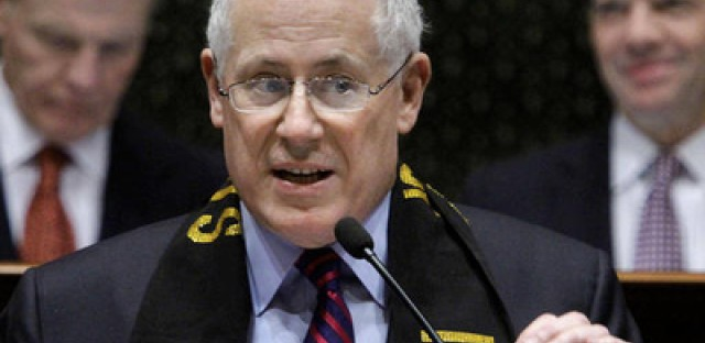 The State of the State: Gov. Quinn proposes $8.7 billion in borrowing