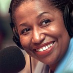 Sen. Carol Moseley-Braun, D-Ill., in February 1997.