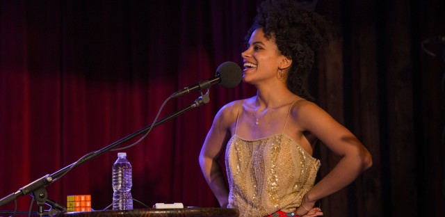 Ask Me Another : Zazie Beetz: Atlanta In Brooklyn Image