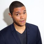 "Trevor Noah poses for a portrait in July 2015 before taking over for Jon Stewart following his 16-year run as host of ""The Daily Show."" (Photo by Matt Sayles/Invision/AP)"