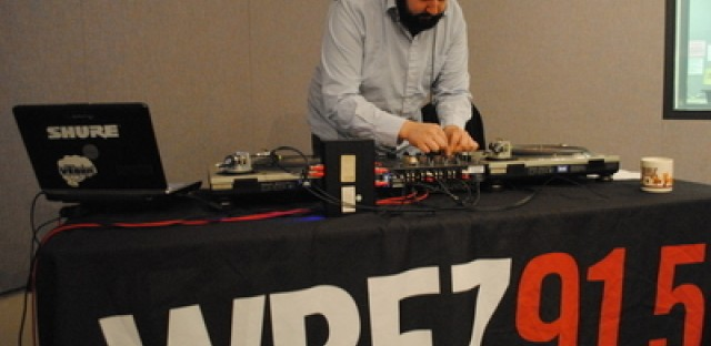 Chicago jungle DJ Mega Mike provides the beats for the latest installment of the 'DJ Series.'