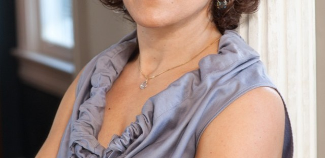 Writer Hanna Rosin.