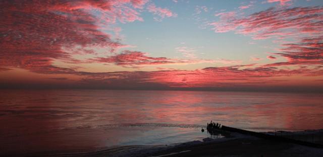Sunrise: Photo of the Day - January 7, 2013