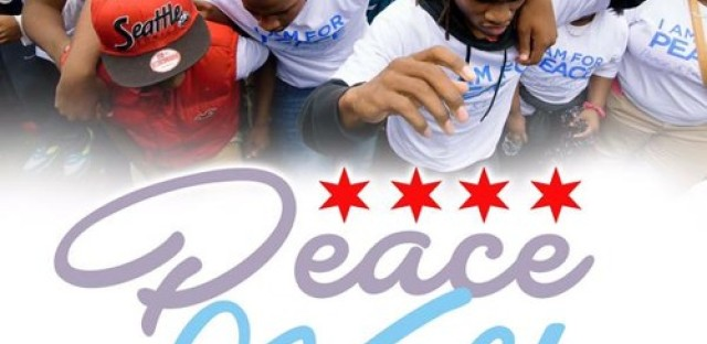 International Youth Peace Movement in Chicago and Philly kicks off this weekend