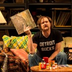 Erik Jensen as Lester Bangs
