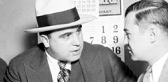 How Al Capone made the IRS famous