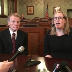 Michael Madigan and Heather Wier Vaught