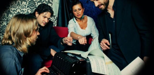 Megitza Quartet brews a global blend of folk