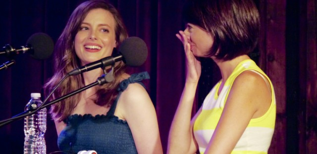 Ask Me Another : Gillian Jacobs And Kate Micucci: Your Brain Is Not Enough Image