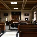 Criminal Courts Courtroom