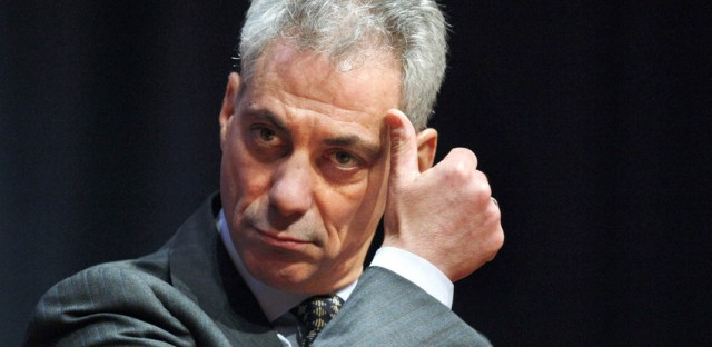 Emanuel backtracks on hiking water costs for nonprofits
