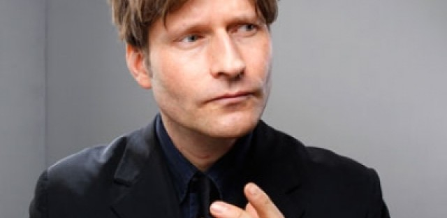 Filmmaker, actor and writer Crispin Glover is in town for screenings of two of his films.