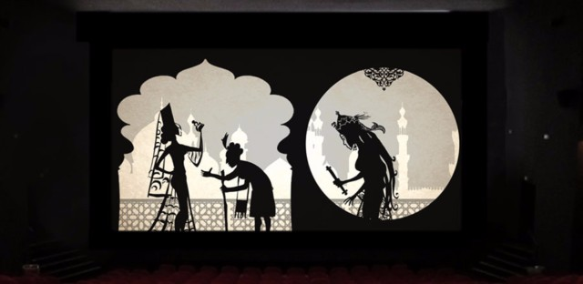 """""""Feathers of Fire: A Persian Epic"""", a puppet show that's part of the The 2017 Chicago International Puppet Theater Festival January 19-29"""