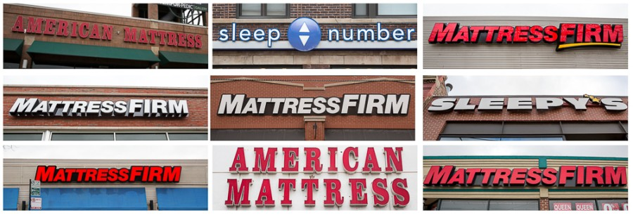 Why Does Chicago Have So Many Mattress Stores Wbez Chicago
