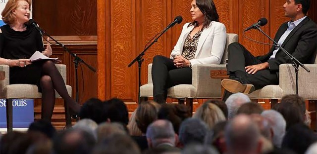 On Being : Natasha Trethewey and Eboo Patel —How to Live Beyond This Election Image
