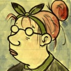 Cartoonist Lynda Barry discusses the process of drawing