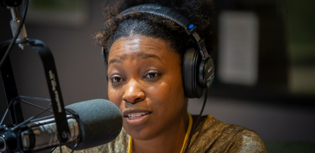 Tiffany Walden is the editor-in-chief of the Triibe. She joined the Morning Shift to tell her family's migration story.