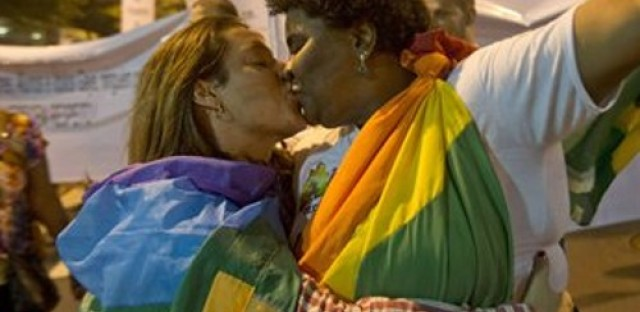 The global growth of LGBT pride