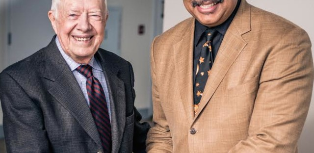 StarTalk Radio : Combating Disease with Jimmy Carter Image
