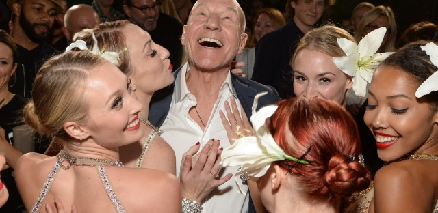 Ask Me Another : Sir Patrick Stewart: Brush Up Your Shakespeare Image