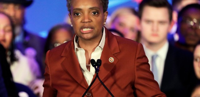 Lori Lightfoot Will Be 1st Black Woman, And Openly Gay Person, To Lead Chicago