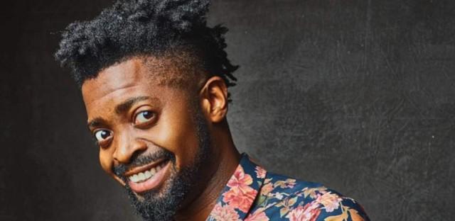 """Nigerian comedian Bright """"Basketmouth"""" Okpocha"""