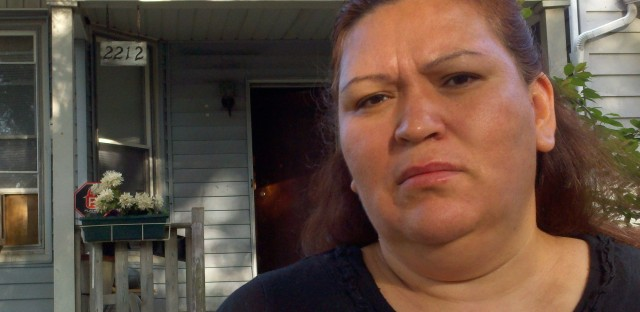 If the Chicago City Council enacts the ordinance Wednesday, Hilda Quilo and her family could keep their home.