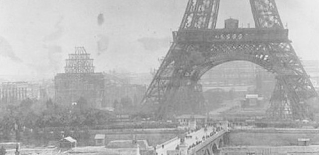 World History Minute: The Eiffel Tower opens to the public (May 15, 1889)